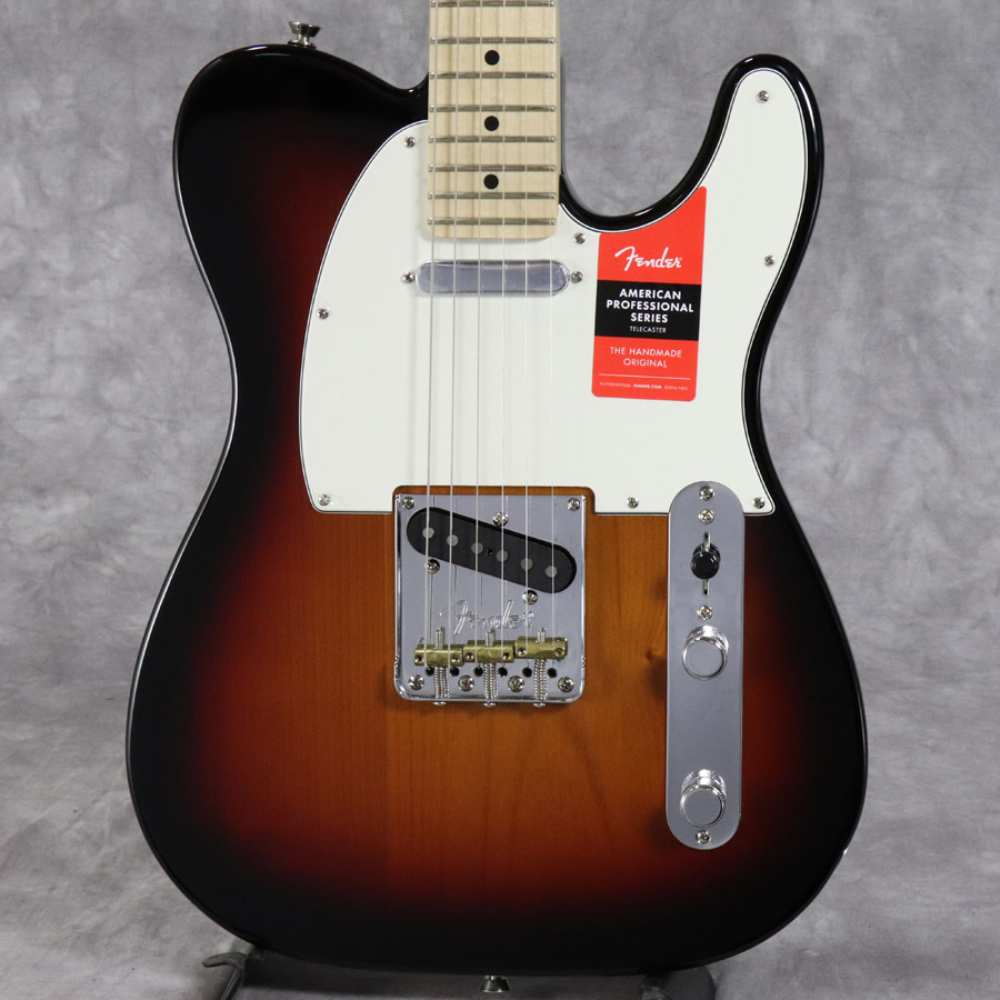 Fender USA / American Pro Telecaster 3 Color Sunburst Maple 【梅田店】