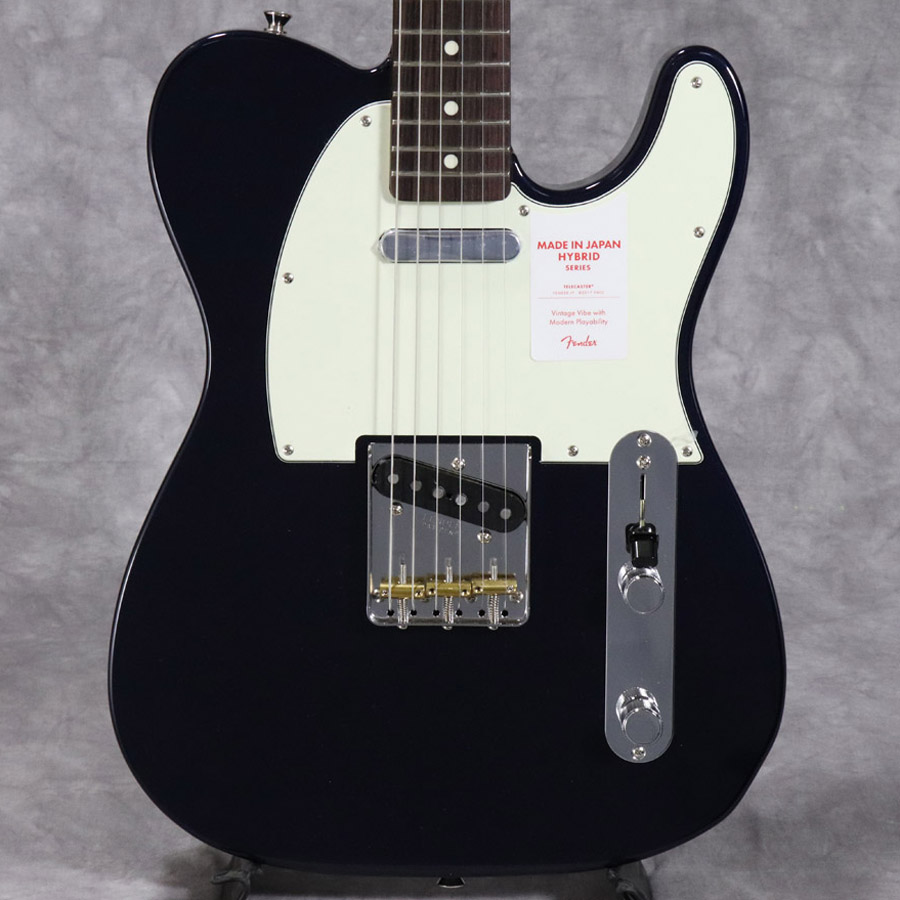 Fender / Made in Japan Hybrid 60s Telecaster Limited Run Midnight Blue 【梅田店】