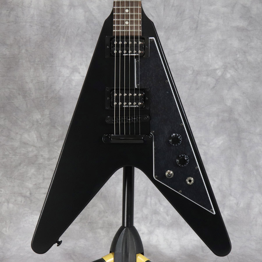 Gibson USA / Flying V Tribute 2019 Satin Ebony ギブソン 【梅田店】