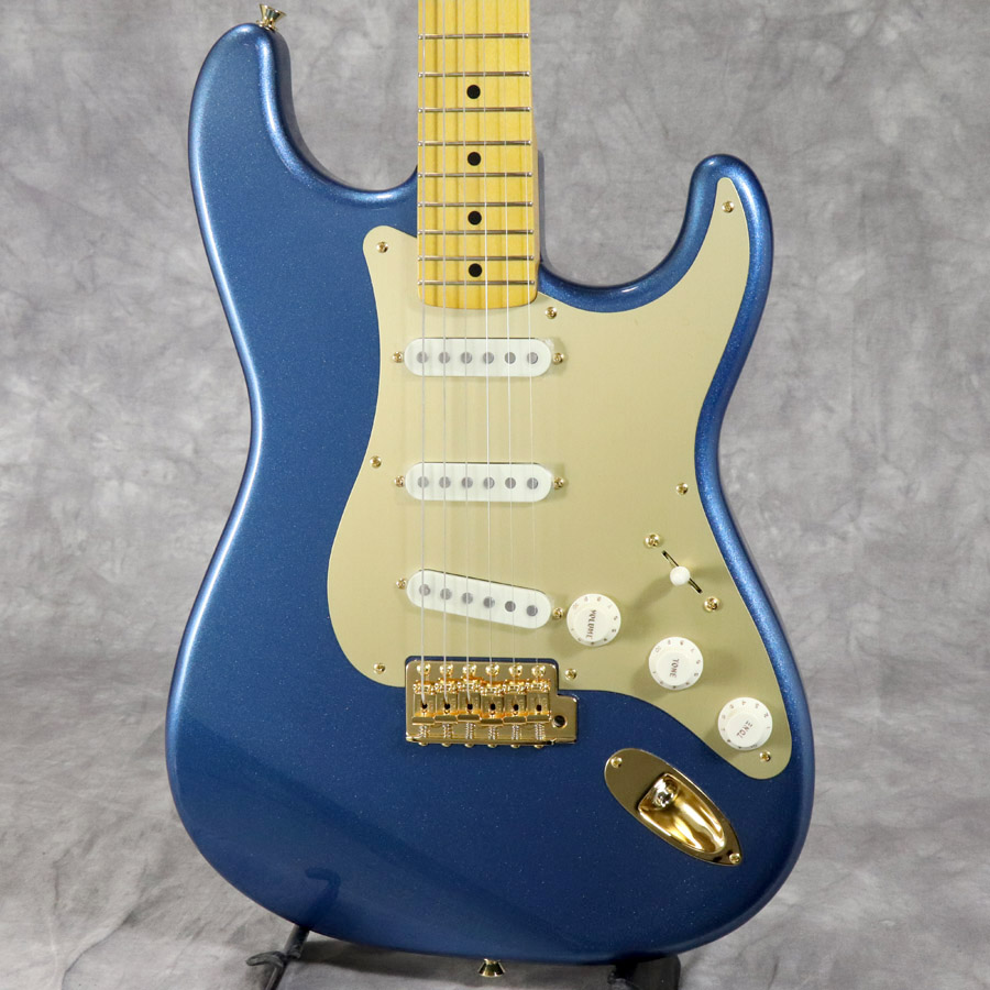 Fender / Made in Japan Traditional 50s Stratocaster Anodized Lake Placid Blue 【梅田店】