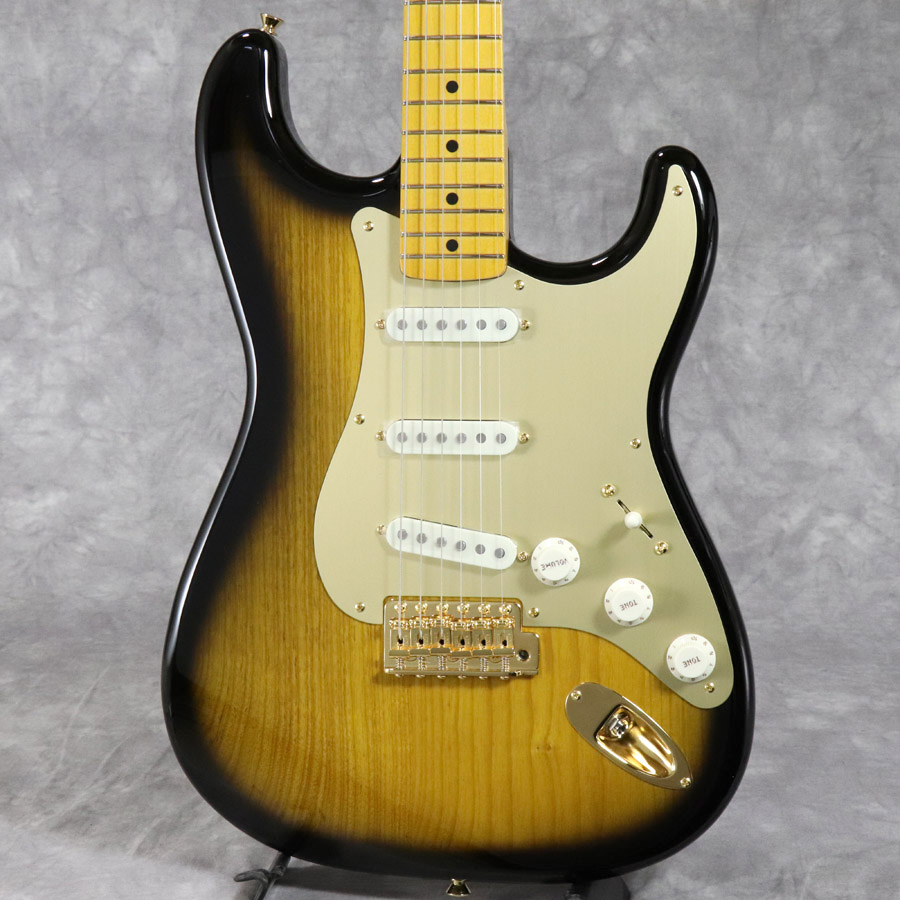 Fender / Made in Japan Traditional 50s Stratocaster Anodized Ash 2 Color Sunburst 【梅田店】