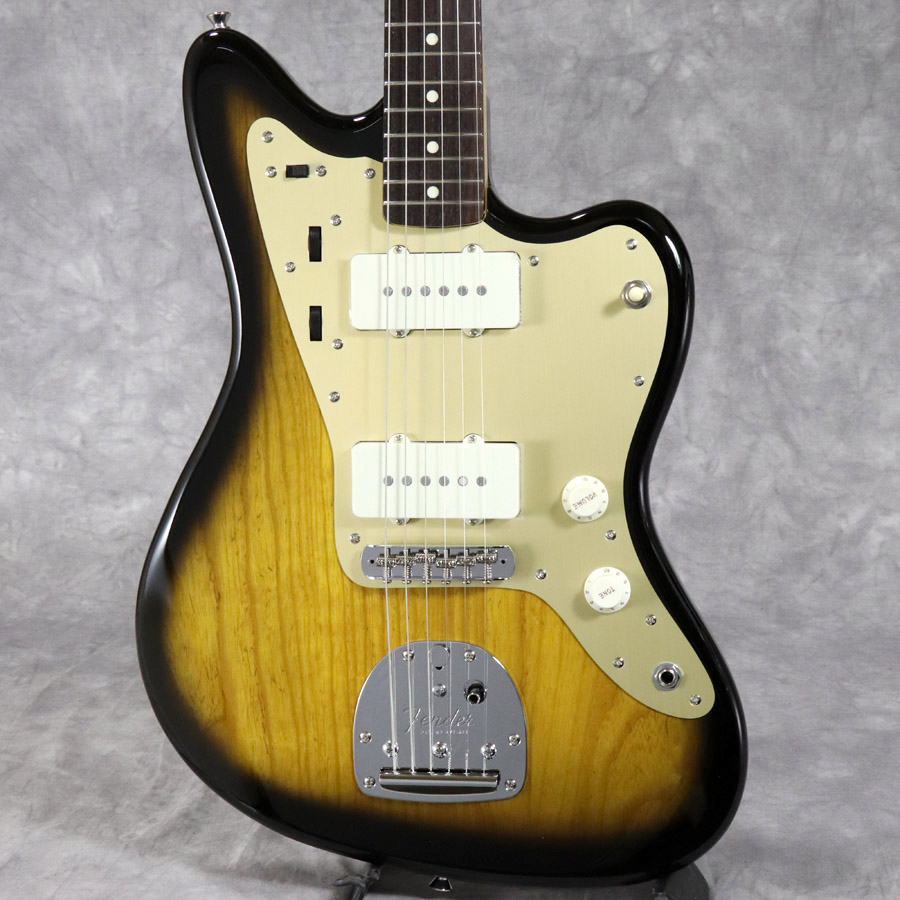 Fender / Made in Japan Traditional 60s Jazzmaster Anodized Ash 2 Color Sunburst 【梅田店】