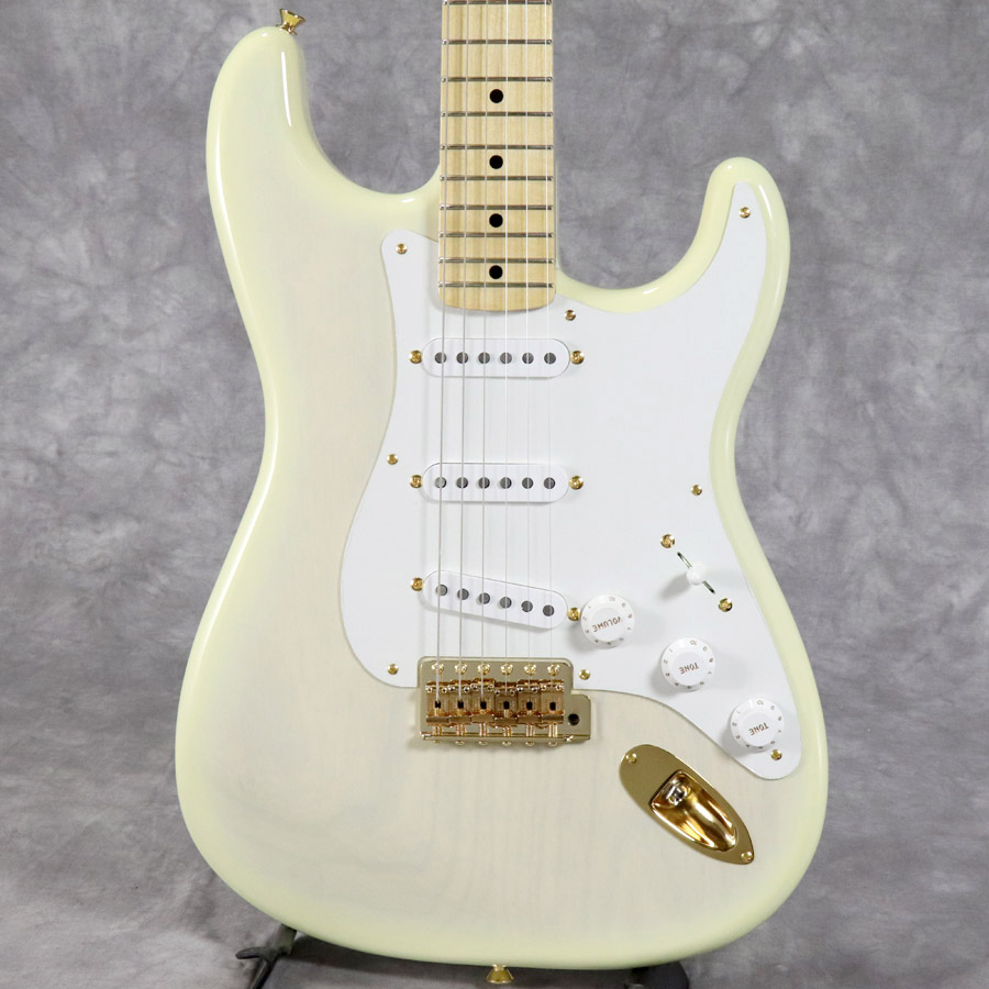 Fender / Made in Japan 2018 Limited Collection 50s Stratocaster Lacquer White Blonde フェンダー【梅田店】