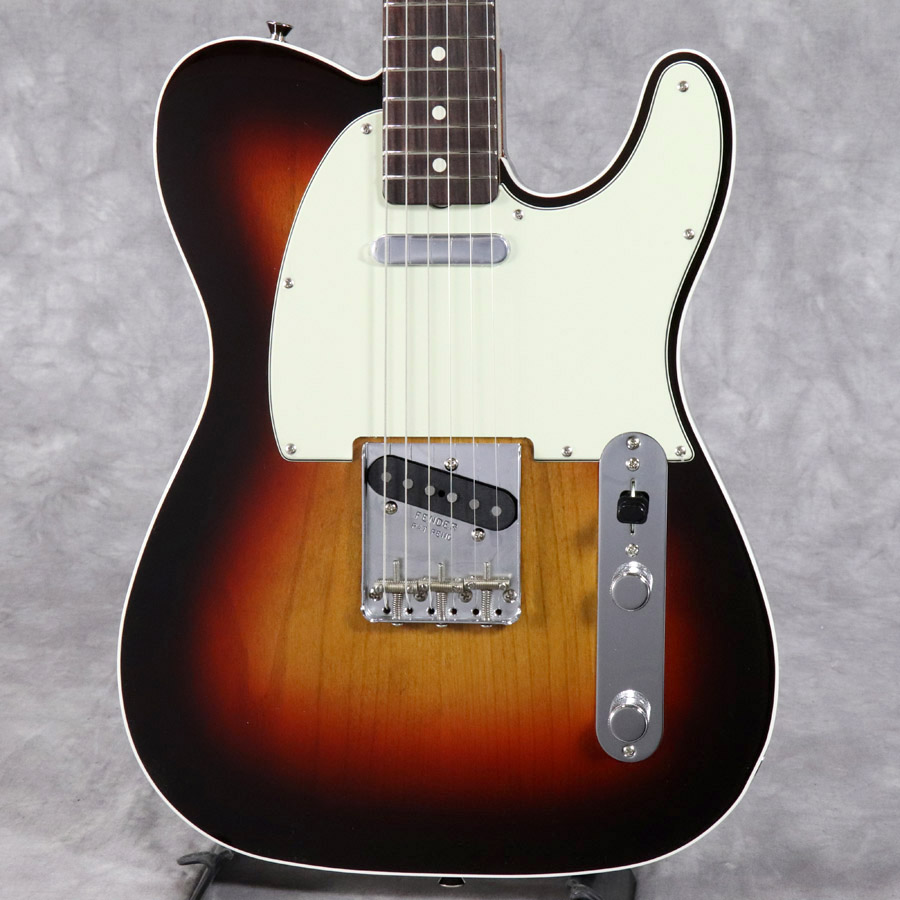 Fender / Made in Japan 2018 Limited Collection 60s Custom Telecaster Lacquer 3 Color Sunburst フェンダー【梅田店】
