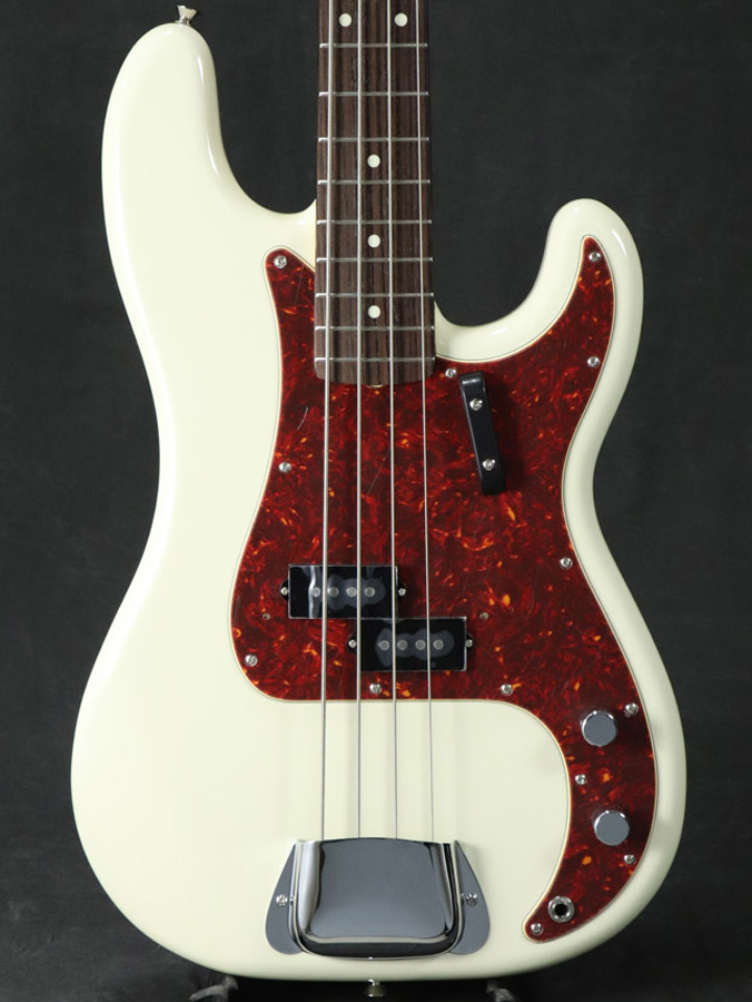 Fender / HAMA OKAMOTO Precision Bass #4 Olympic White Made in Japan【梅田店】