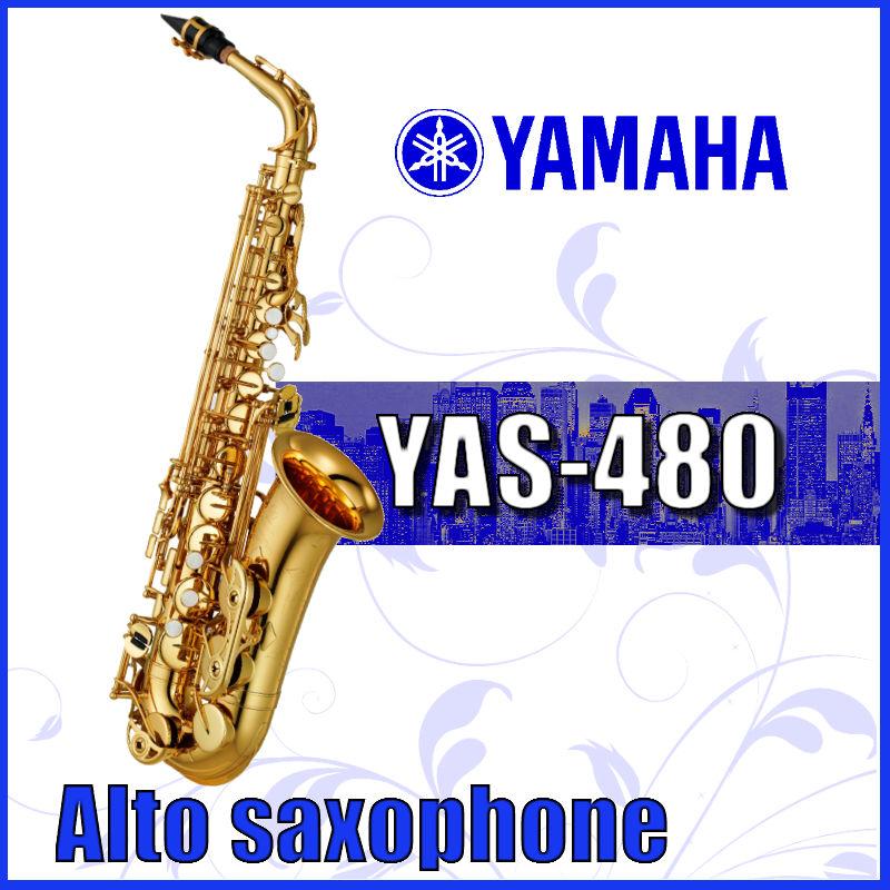 YAMAHA YAS-480 ヤマハ アルトサックス YAS480 【横浜店】