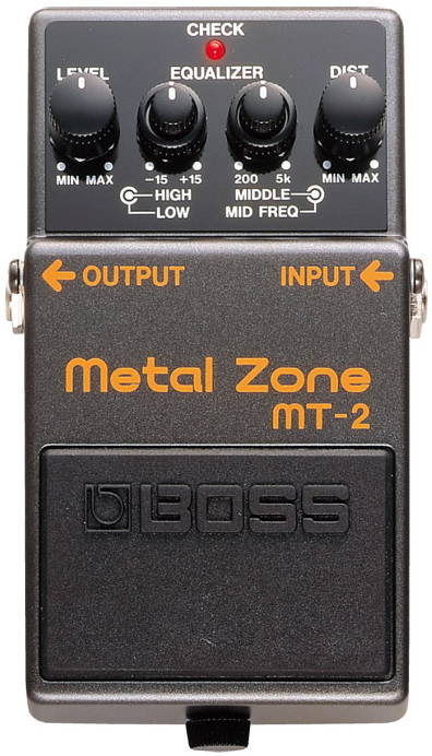 BOSS / MT-2 Metal Zone 【ディストーション】【横浜店】