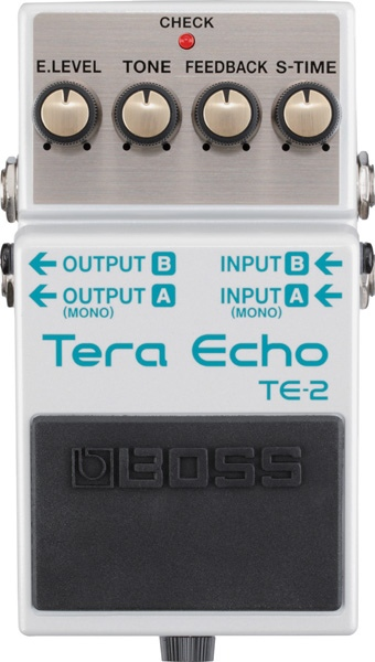 BOSS TE-2 TERA ECHO POWER SUPPLY REPLACEMENT ADAPTER 9V