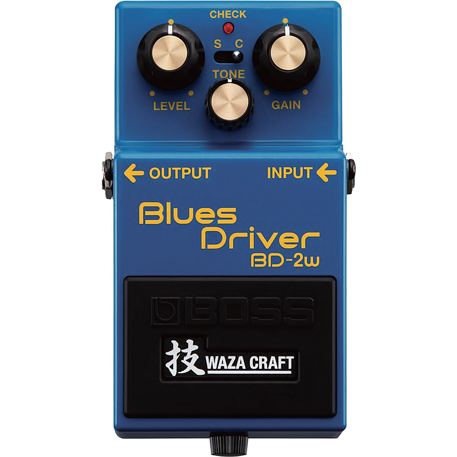 BOSS ボスBD-2W Blues Driver 技 Waza Craft 【横浜店】