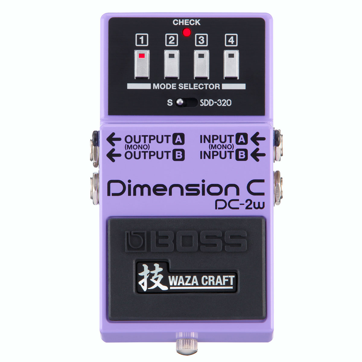BOSS / DC-2W Dimension C MADE IN JAPAN 技 Waza Craft 日本製 【横浜店】