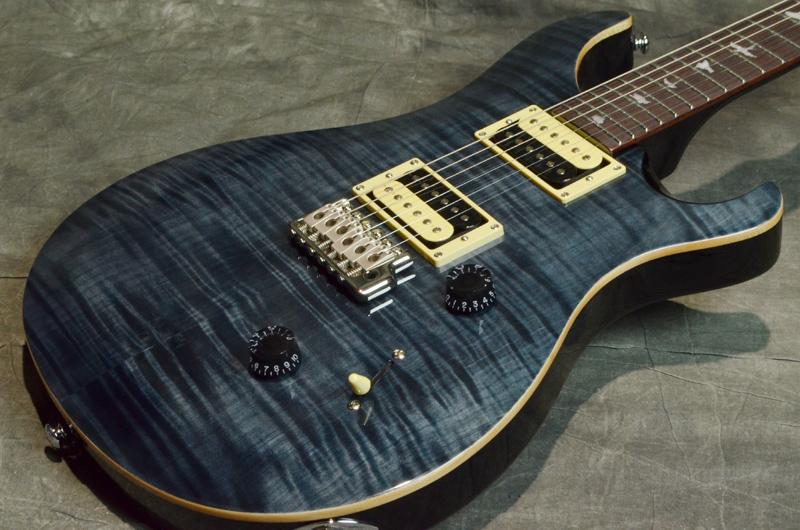 Paul Reed Smith (PRS) / SE Custom 24 Gray Black (GB)【横浜店】ポールリードスミス エレキギター