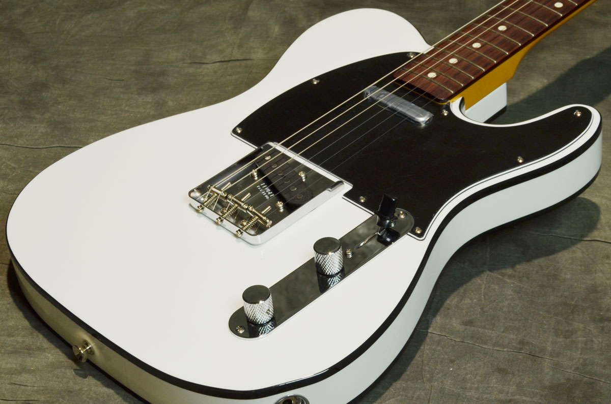Fender / Made in Japan Traditional 60s Telecaster Custom Arctic White/Rosewood Fingerboard【横浜店】
