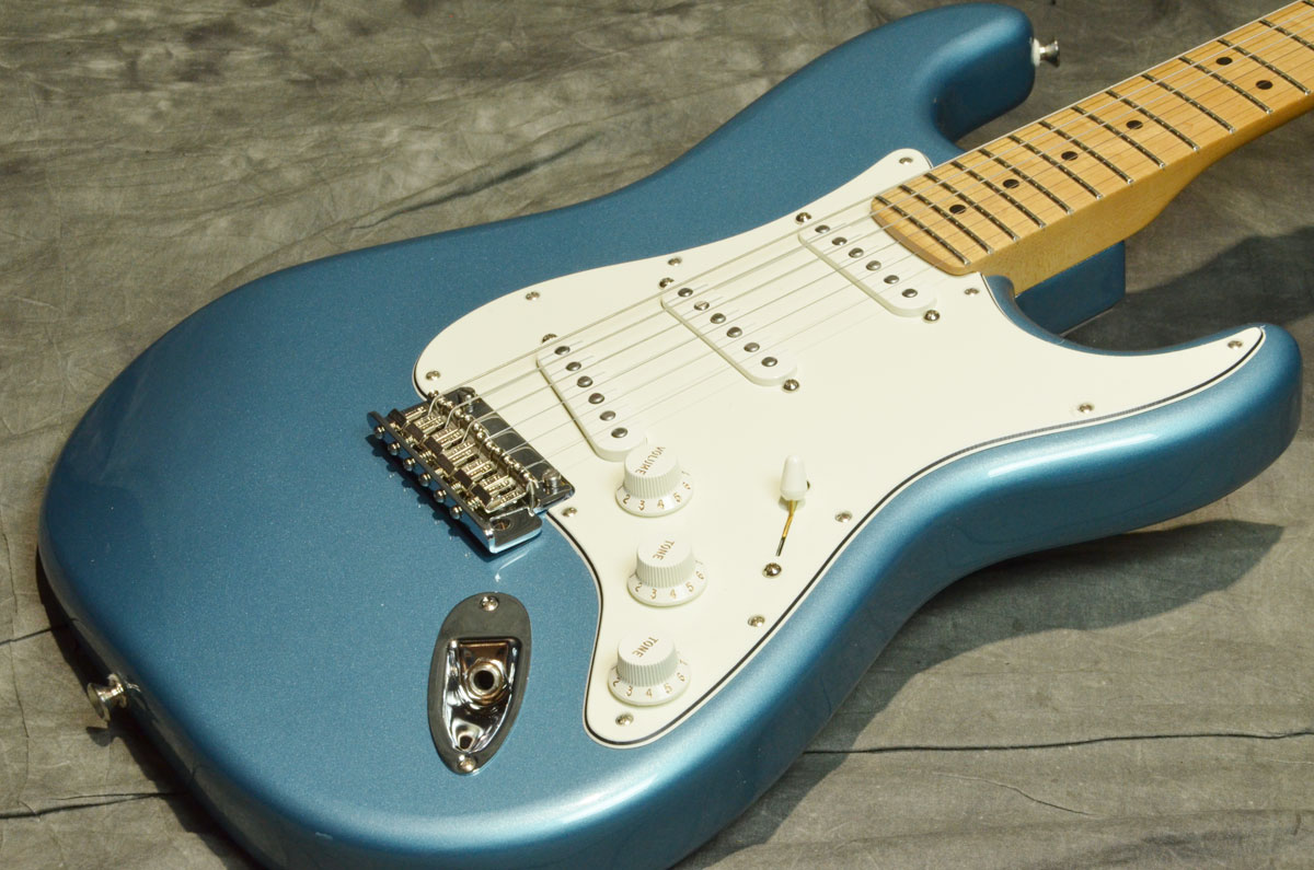 Fender /Player Series Stratocaster Tidepool / Maple Fingerboard 【横浜店】