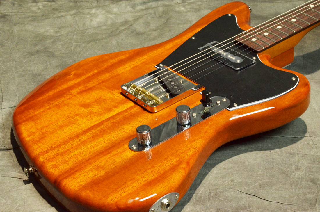 Fender / Mahogany Offset Telecaster Inspired by 野田洋次郎 Telemaster Ace【横浜店】