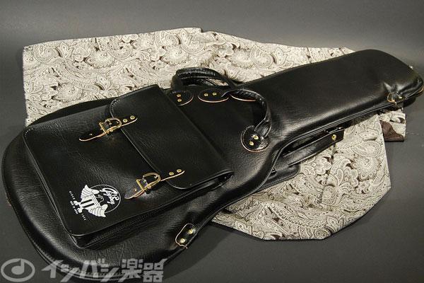 Gig Bag / SZ-G エレキギター用ギグバッグ ブラック