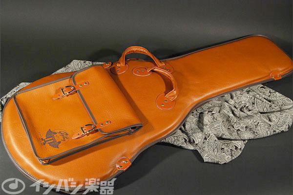 Gig Bag / SZ-SA セミアコ用ギグバッグ ブラウン