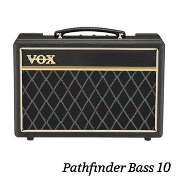 VOX ヴォックス / PFB10 Pathfinder Bass 10 PFB-10ベースアンプ 【練習用ベースアンプの定番!】【YRK】【お取り寄せ商品】