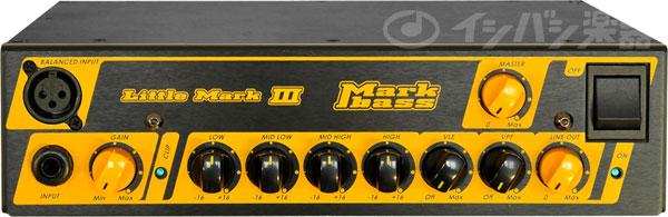 MarkBass / Little Mark III ベースアンプ【お取り寄せ商品】