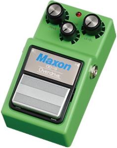 MAXON / OD-9 【マクソン】【オーバードライブ】