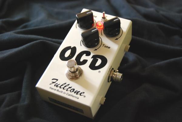 Fulltone / OCD 【フルトーン】【ディストーション】