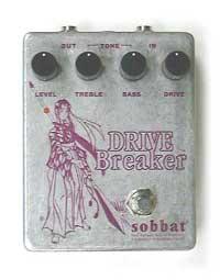 SOBBAT / DB-1【ソバット】【オーバードライブ】