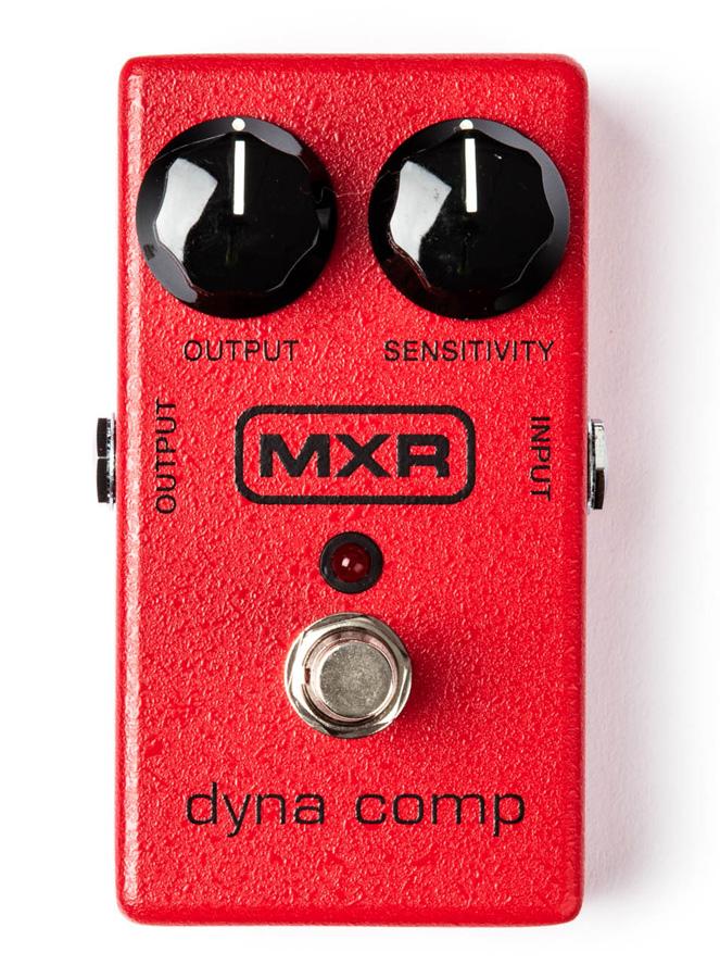 MXR / M102 dyna comp ダイナコンプ エムエックスアール【コンプレッサーの定番モデル】【国内正規品】