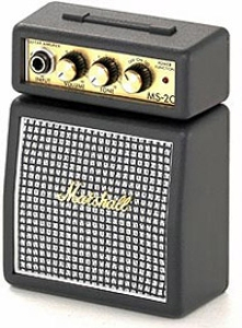 Marshall / MS-2C ギターアンプ 【YRK】【お取り寄せ商品】