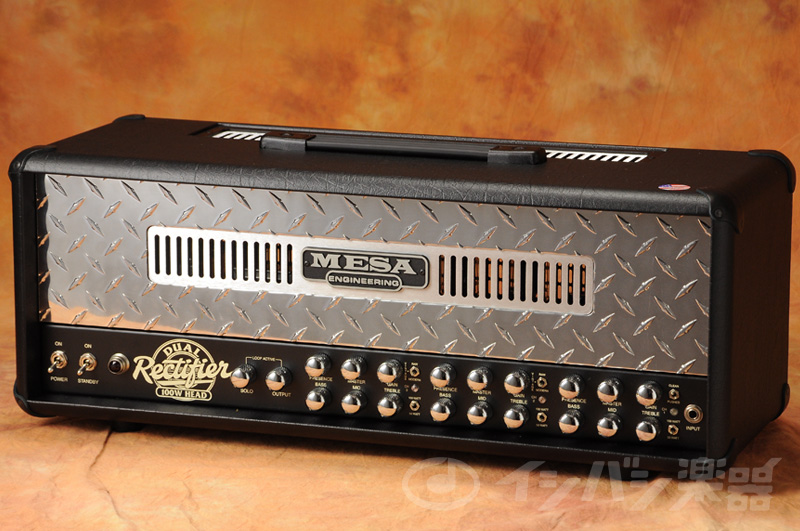【新品】MESA BOOGIE / Dual Rectifier Head ギターアンプ【お取り寄せ商品】