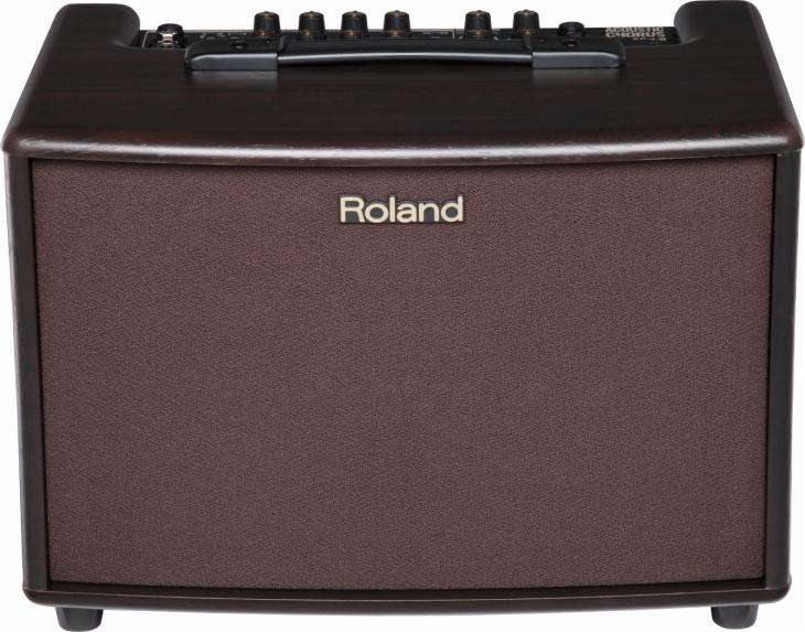 Roland / AC-60-RW ギターアンプ ローズウッド調【YRK】【お取り寄せ商品】
