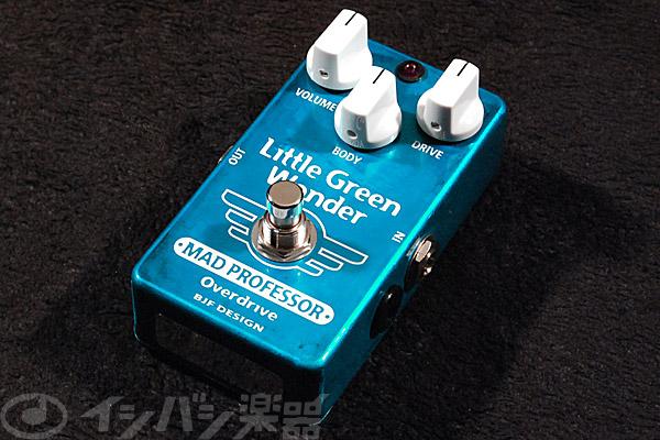 MAD PROFESSOR / Little Green Wonder【マッドプロフェッサー】【オーバードライブ】