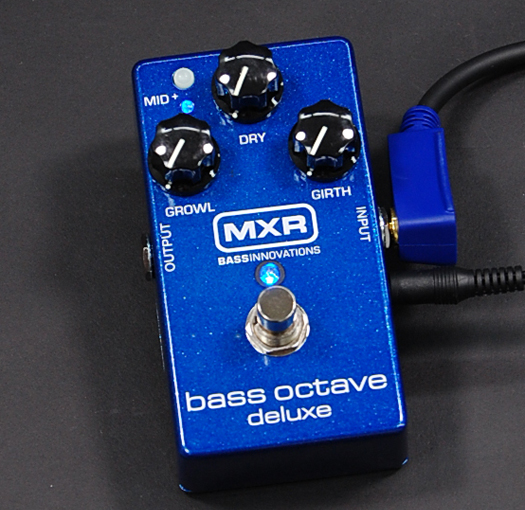 MXR / M-288 BASS OCTAVE DELUXE 【エムエックスアール】【ベースオクターバー】