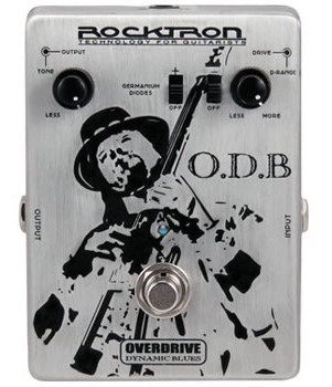 Rocktron / O.D.B Overdrive Dynamic Blues オーバードライブ