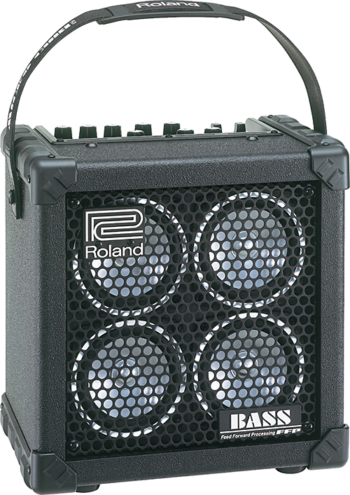 Roland ローランド / MICRO CUBE BASS RX ベースアンプ 【電池駆動も可能な人気のエレキベースアンプ】【キューブ】【YRK】【お取り寄せ商品】