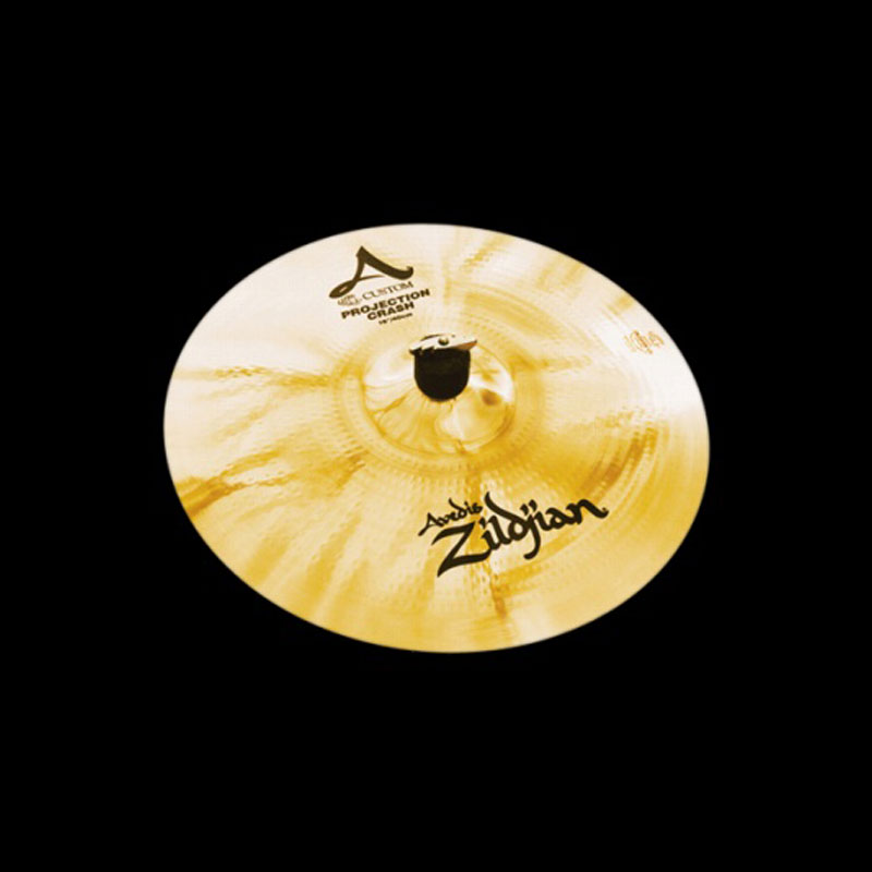 Zildjian A.Custom Projection Crash 16インチ (40cm) NAZLC16PC 【お取り寄せ】【YRK】