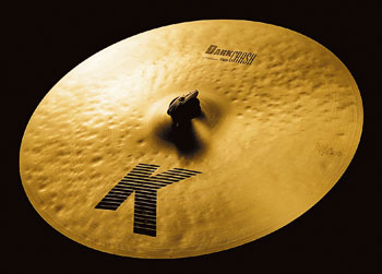 Zildjian K.Zildjian Dark Crash Thin 17インチ (43cm)【YRK】