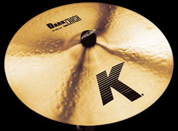 Zildjian K.Zildjian Dark Crash Thin 18インチ (45cm)【YRK】