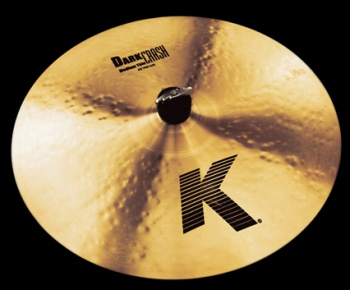 Zildjian K.Zildjian Dark Crash Medium Thin 16インチ (40cm)【YRK】