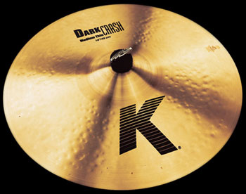 Zildjian K.Zildjian Dark Crash Medium Thin 18インチ [K18 DCMT]【YRK】