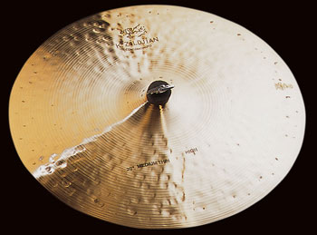 Zildjian K Zildjian CONSTANTINOPLE Medium Thin Ride 20インチ (51cm) HIGH ジルジャン シンバル【YRK】