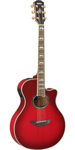 YAMAHA / APX1000 Crimson Red Burst (CRB) ヤマハ アコースティックギター エレアコ アコギ APX-1000 《+811089300》【YRK】