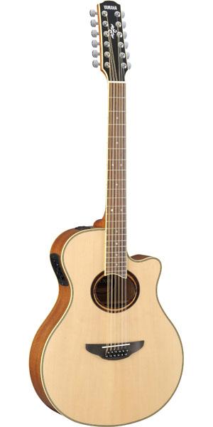 YAMAHA / APX700 II-12 NT Natural 【12弦ギター】《+811089300》APX-700 II エレアコ アコースティックギター【YRK】