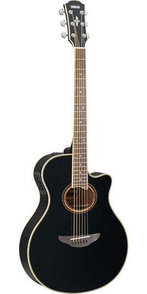 YAMAHA / APX700 II BL(ブラック) ヤマハ アコースティックギター アコギ エレアコ APX700II 《+811089300》【YRK】《+811182000》
