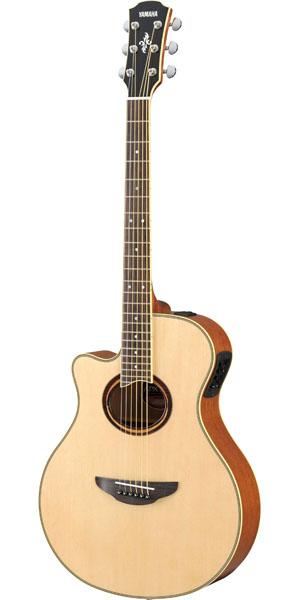 YAMAHA ヤマハ / APX700 II LNT 《+811089300》【メーカー保証に加えイシバシ独自の3年保証つき】APX-700 APX700II-L エレアコ アコースティックギター