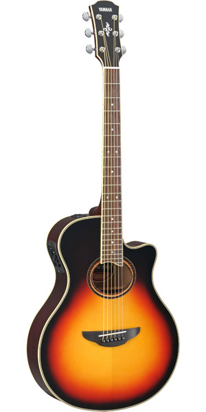 YAMAHA / APX700 II VS(ビンテージサンバースト) ヤマハ アコースティックギター エレアコ APX700II 《+811089300》【YRK】