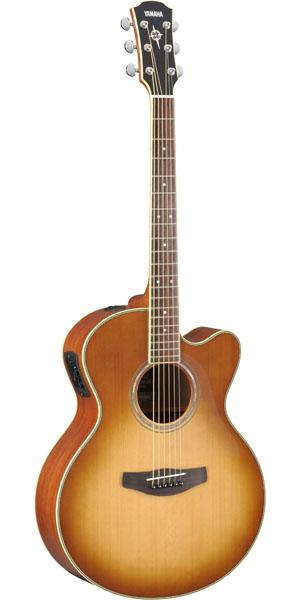 YAMAHA / CPX700 II SDB (サンドバースト) 《+811103000》 ヤマハ アコースティックギター エレアコ CPX-700 CPX700II 【YRK】《+811182000》