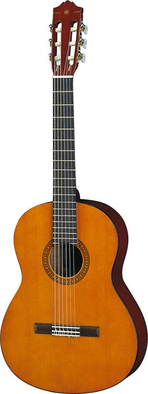 YAMAHA ヤマハ / CS40J ミニ クラシックギター ガットギター 【ソフトケースつき!】【入門用クラシックギター】 初心者 CS-40J【YRK】