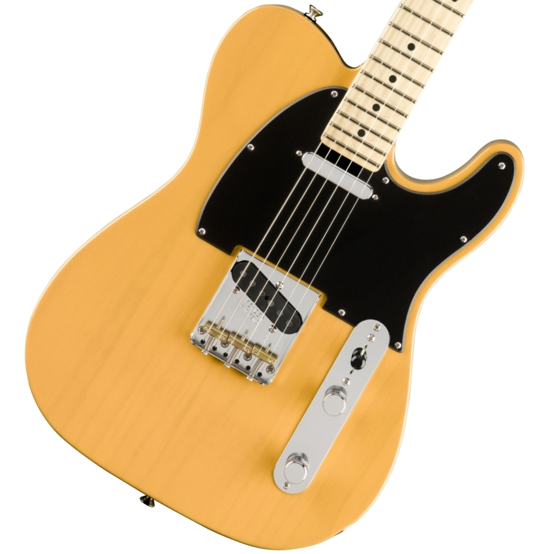 Fender Limited Edition American Performer BTB 超歓迎された Blonde Telecaster 安全 Butterscotch フェンダー