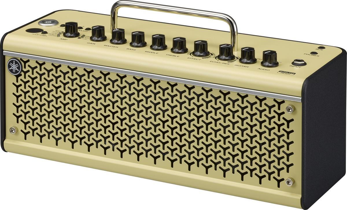 YAMAHAのデスクトップアンプ THR シリーズが遂に進化して登場 あす楽365日 直輸入品激安 YAMAHA THR10II Wireless YRK ギターアンプ PTNB +2307117130001》 THR10 無料 《特典つき ヤマハ