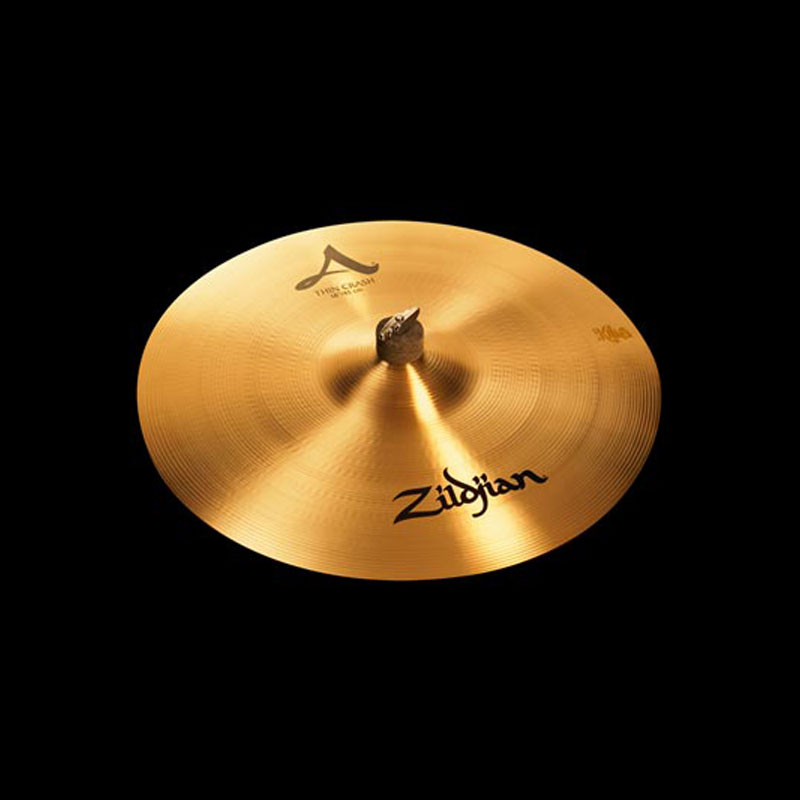 Zildjian A.Zildjian Thin Crash 18インチ (45cm)【YRK】