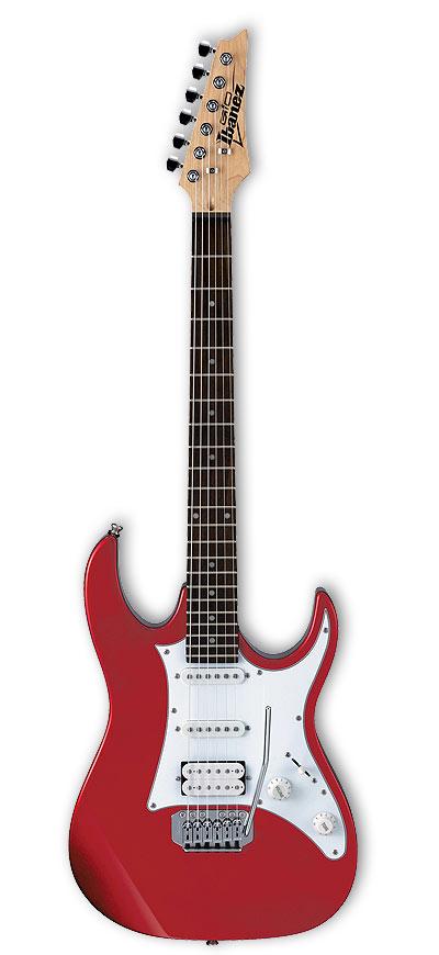 Ibanez アイバニーズ / GRX40 Candy Apple (CA) エレキギター入門モデル Gioシリーズ